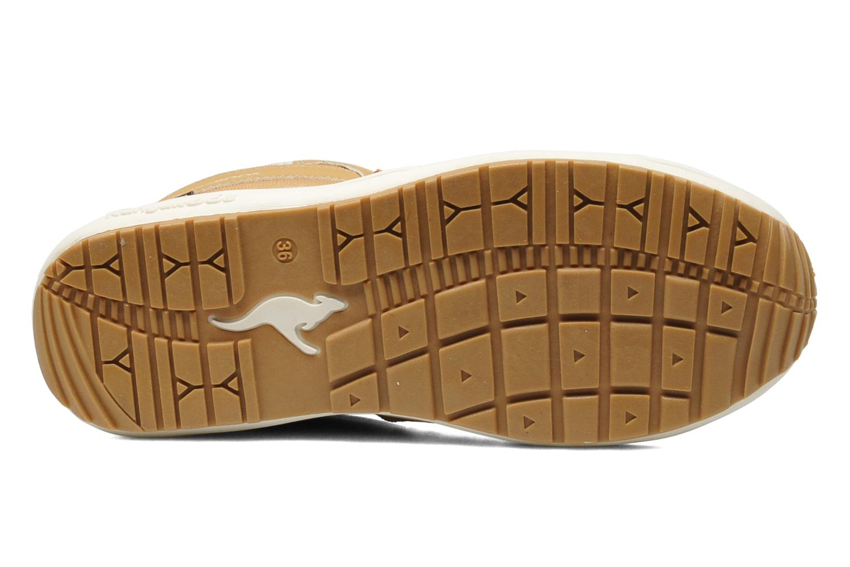 Bottines et boots Kangaroos Kanga-Tex 2024 Jaune vue haut