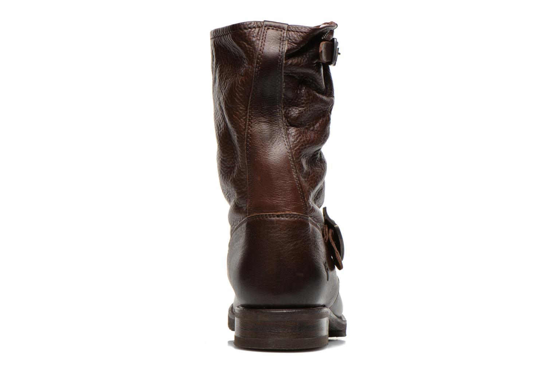 Boots en enkellaarsjes Frye Veronica Shortie Bruin rechts