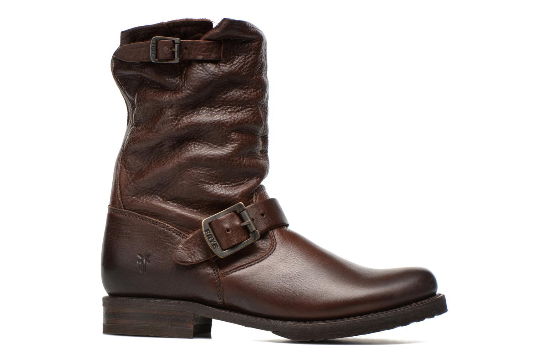 Boots en enkellaarsjes Frye Veronica Shortie Bruin achterkant