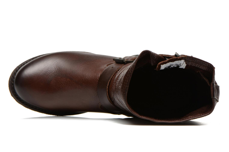 Boots en enkellaarsjes Frye Veronica Shortie Bruin links