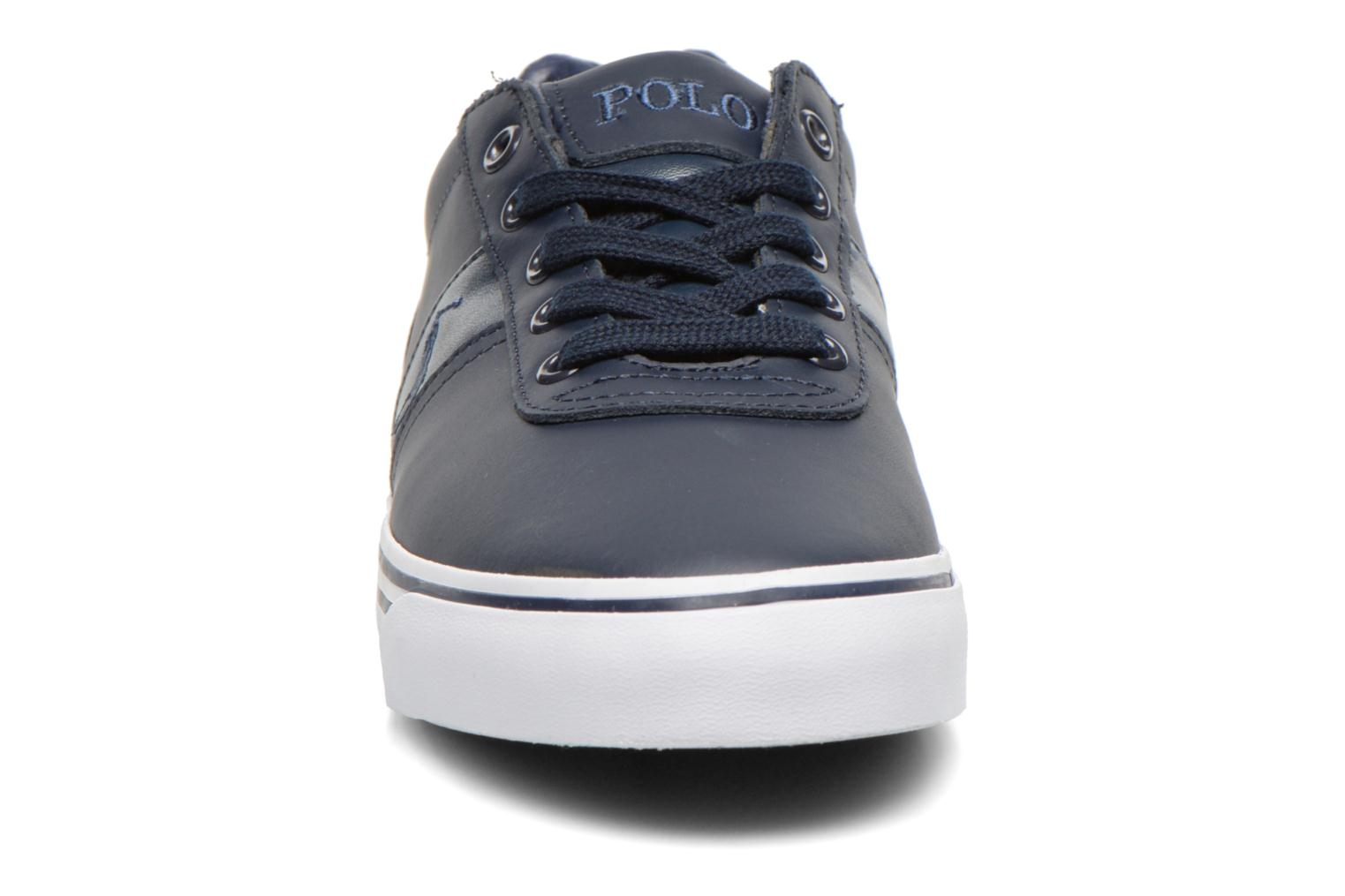 Trainers Polo Ralph Lauren Hanford Blue model view