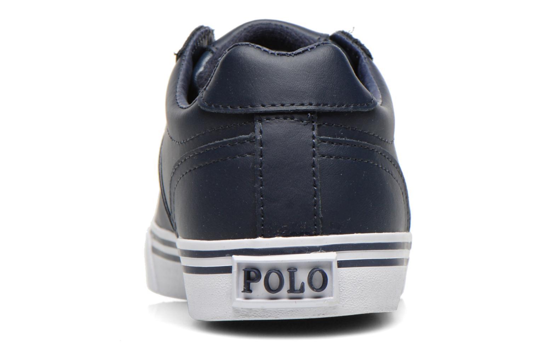Sneakers Polo Ralph Lauren Hanford Blå Bild från höger sidan