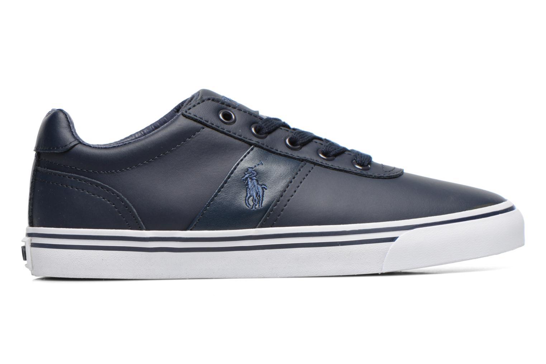 Sneakers Polo Ralph Lauren Hanford Blauw achterkant