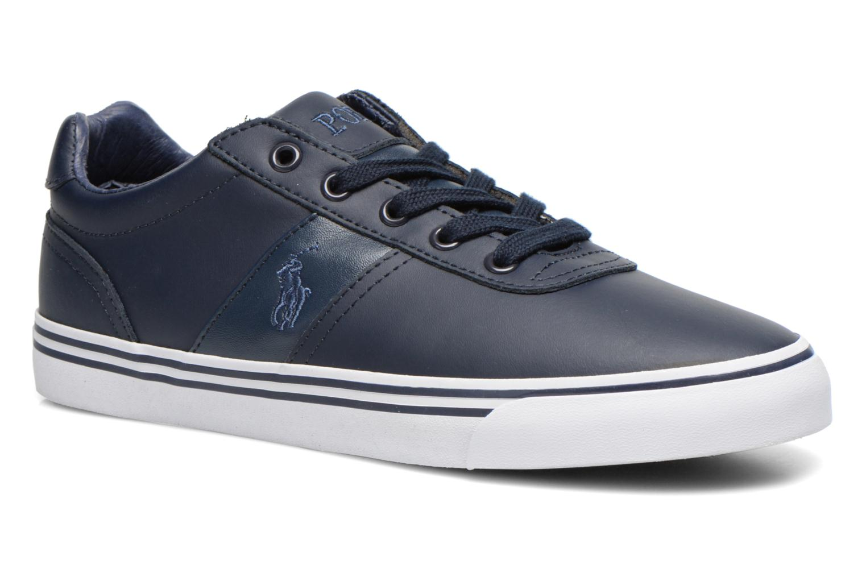 Sneakers Polo Ralph Lauren Hanford Blauw detail