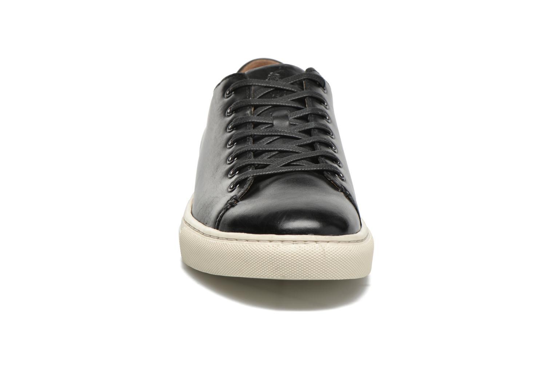 Baskets Polo Ralph Lauren Jermain Noir vue portées chaussures
