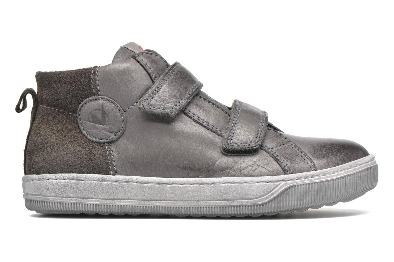 Sneaker Naturino Play VL grau ansicht von hinten