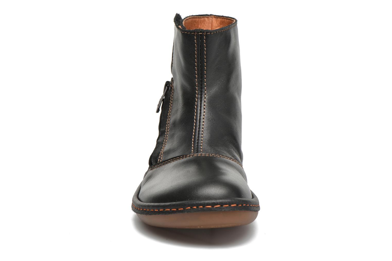 Bottines et boots Art A658 Kio Noir vue portées chaussures