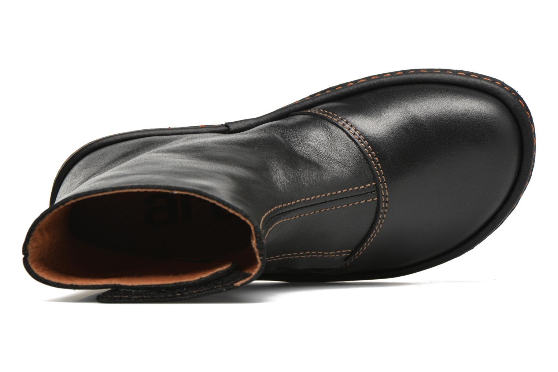 Bottines et boots Art A658 Kio Noir vue gauche