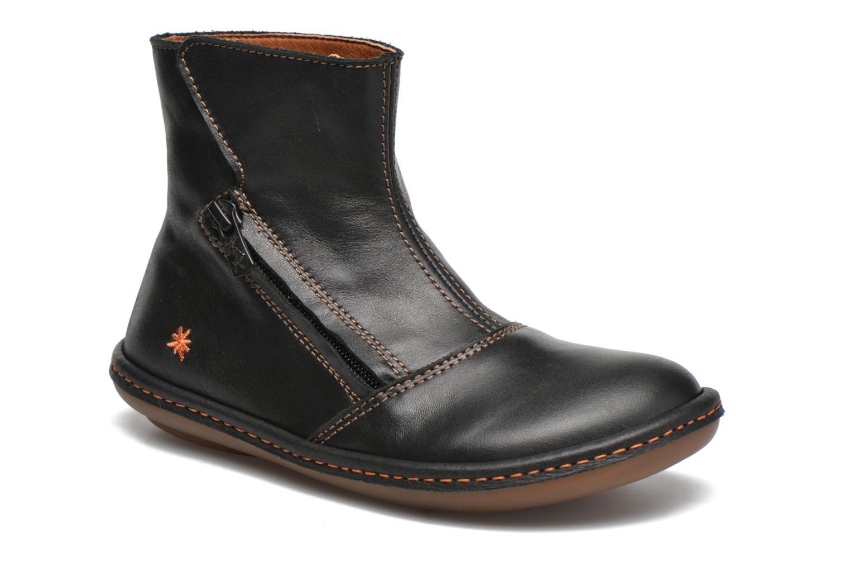 Bottines et boots Art A658 Kio Noir vue détail/paire