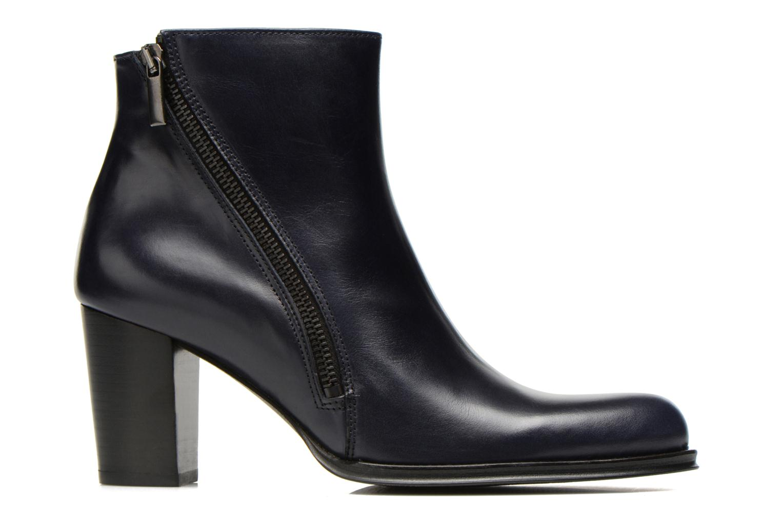 Ankle boots Muratti Passo Blue back view