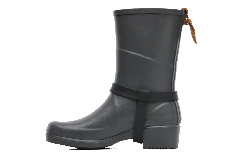 Bottines et boots Aigle Miss Julie Gris vue face