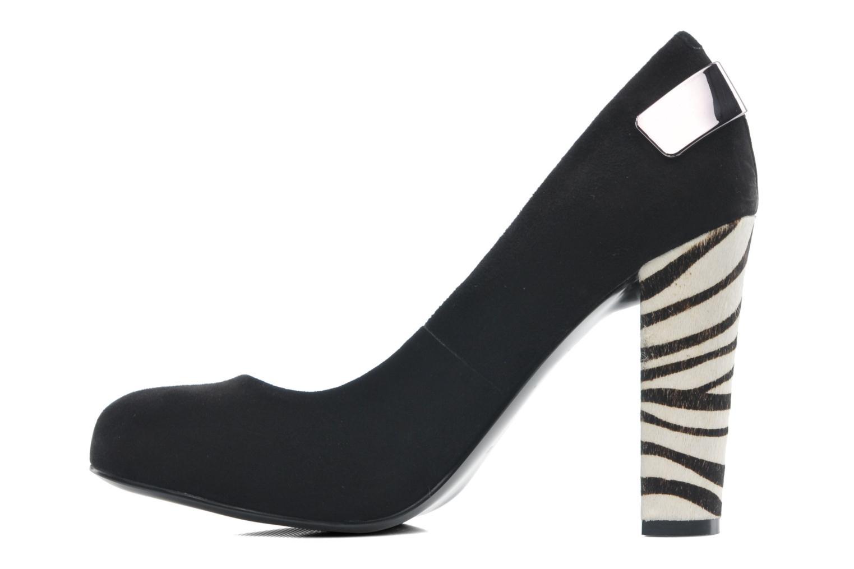 High heels Guess Baldia Black front view