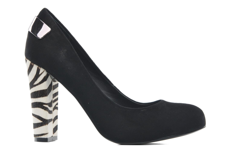 High heels Guess Baldia Black back view