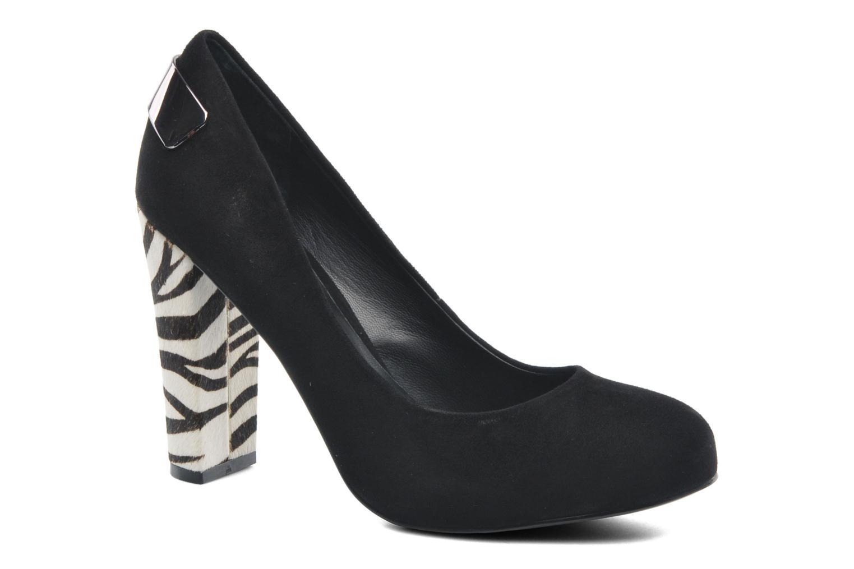 High heels Guess Baldia Black detailed view/ Pair view
