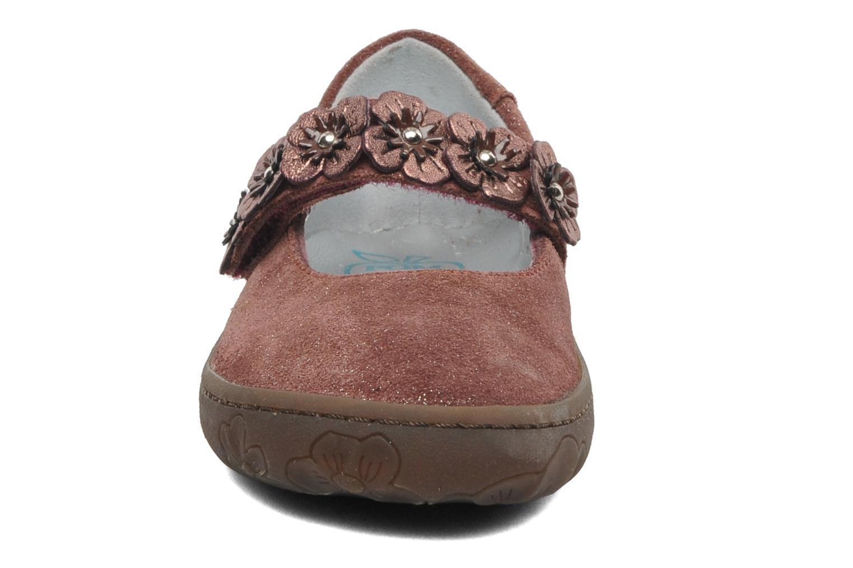 Ballerina Pom d Api MAPPLE VELCRO SANDAL Rosa bild av skorna på