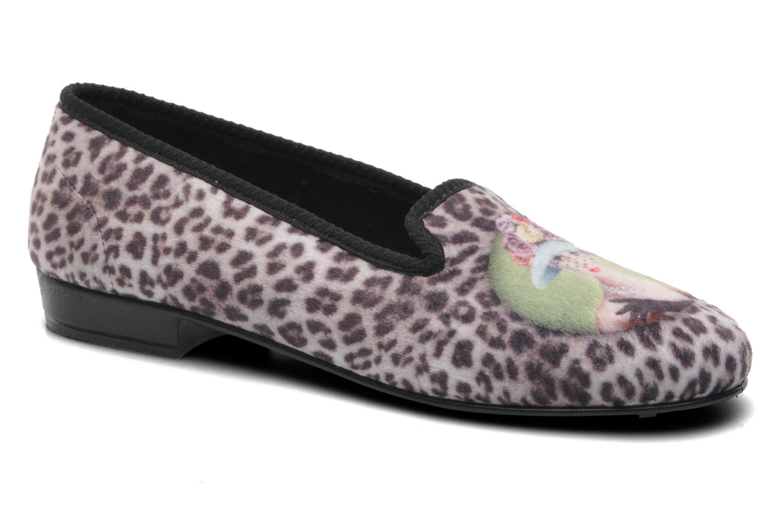 Pantofole Rondinaud Clafoutis Multicolore vedi dettaglio/paio