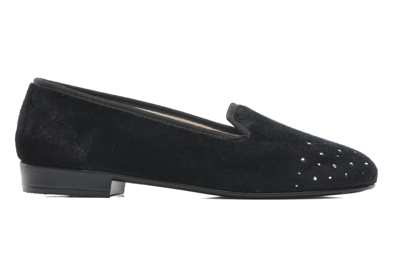 Pantofole Rondinaud Bairols Nero immagine posteriore