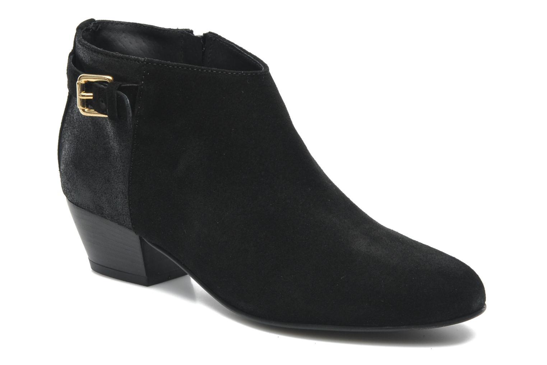 Bottines et boots Georgia Rose Lucima Noir vue détail/paire