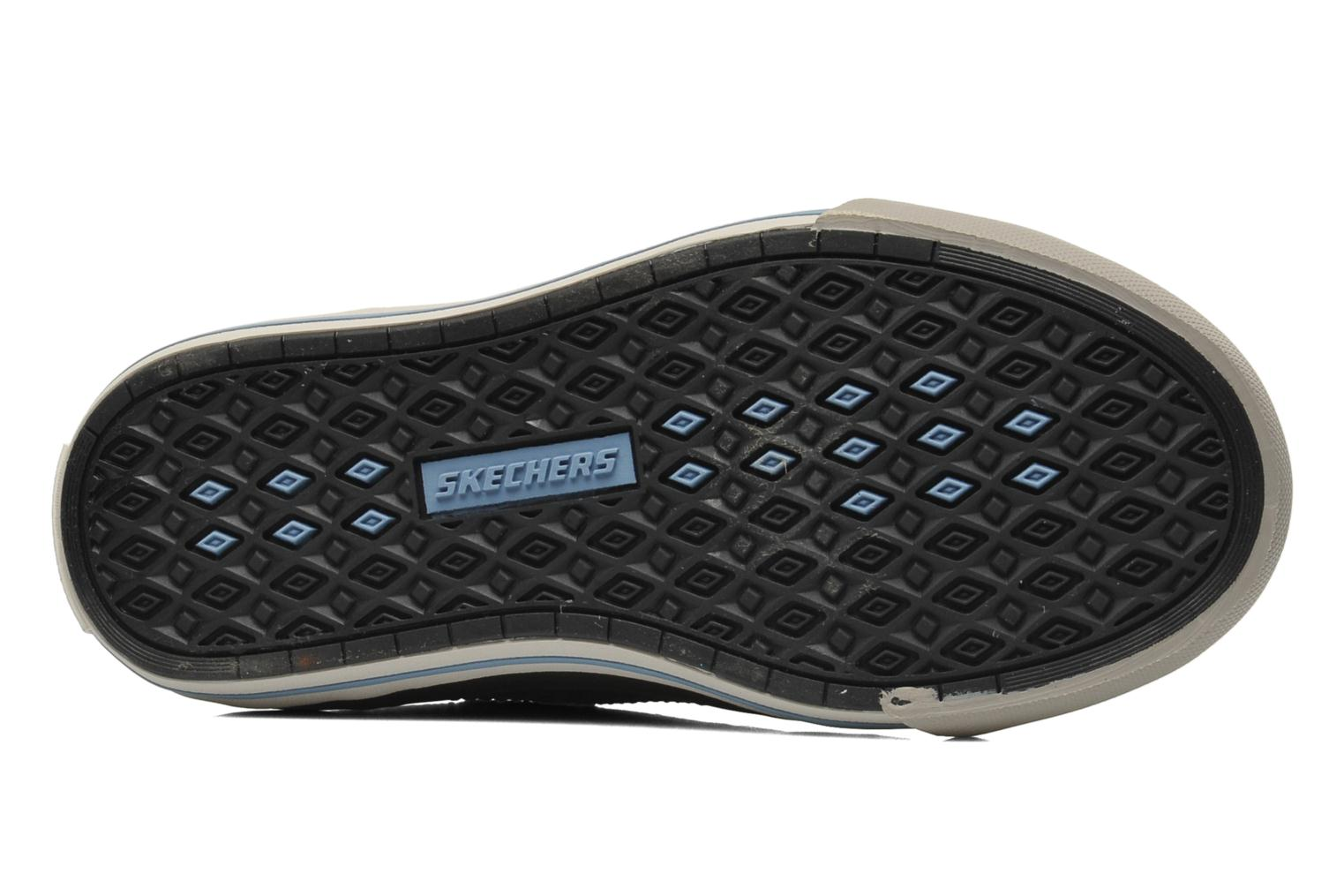 Trainers Skechers Diamondback Brown view from above