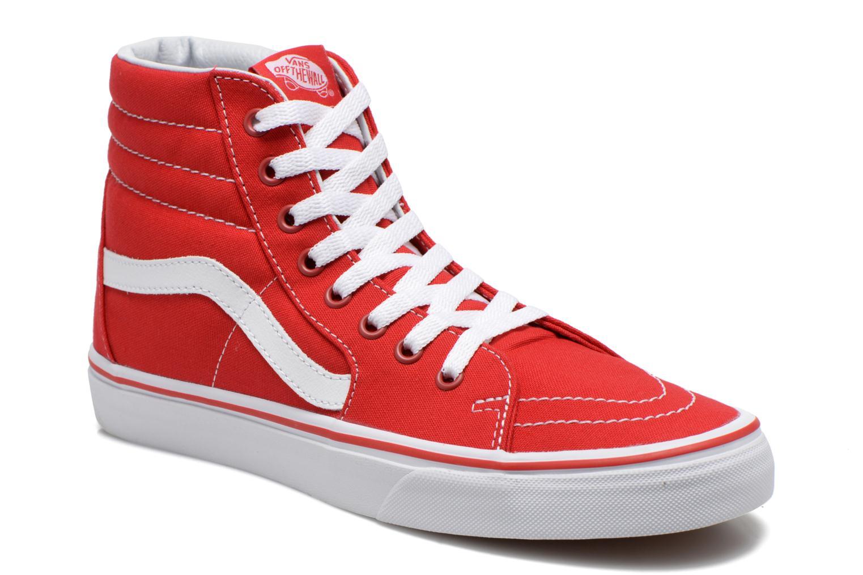 vans sk8 rood
