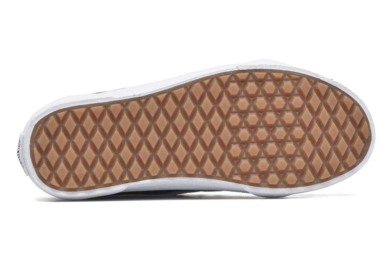Sneaker Vans SK8-Hi MTE W blau ansicht von oben