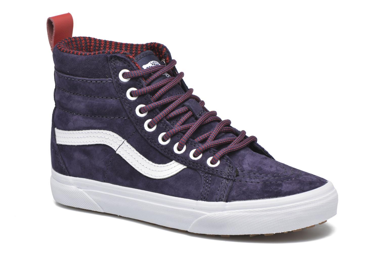 Sneaker Vans SK8-Hi MTE W blau detaillierte ansicht/modell