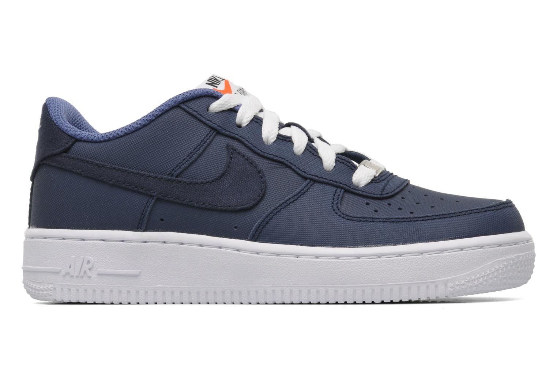 Sneaker Nike Air Force 1 (Gs) blau ansicht von hinten