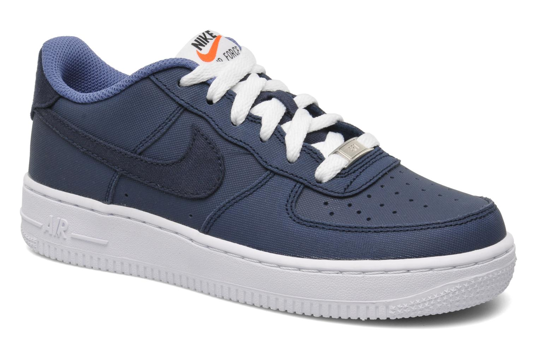 Sneaker Nike Air Force 1 (Gs) blau detaillierte ansicht/modell