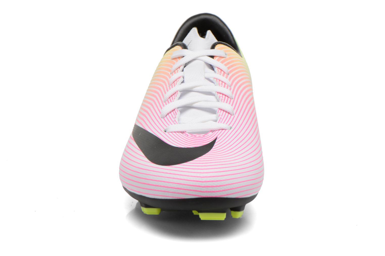 Sportschuhe Nike Jr Mercurial Victory V Fg mehrfarbig schuhe getragen