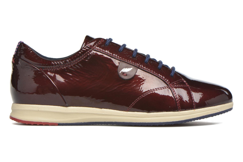 Sneakers Geox D AVERY B D44H5B Bordeaux achterkant