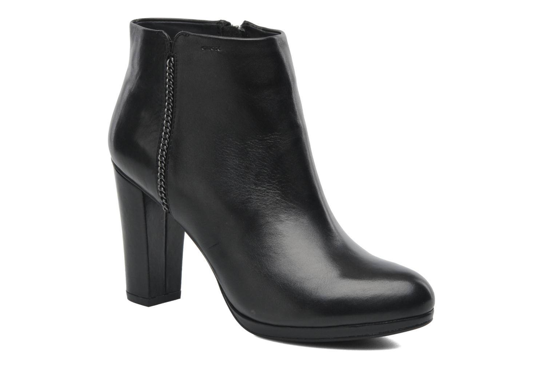 Stiefeletten & Boots Geox D KALI B D44L1B schwarz detaillierte ansicht/modell