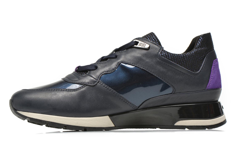 Sneakers Geox D SHAHIRA A D44N1A Azzurro immagine frontale
