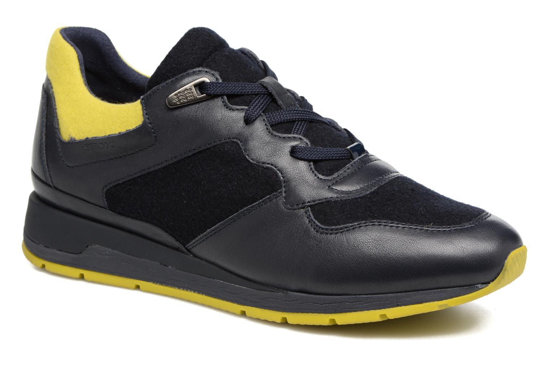 Sneaker Geox D SHAHIRA A D44N1A blau detaillierte ansicht/modell