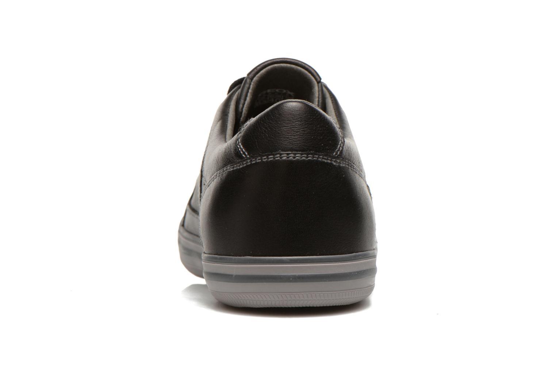 Sneaker Geox U BOX D U44R3D schwarz ansicht von rechts