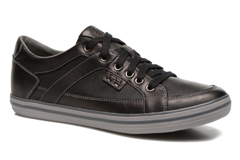 Sneakers Geox U BOX D U44R3D Zwart detail