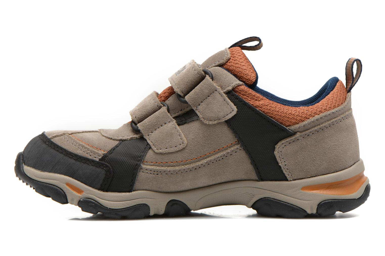 Sneakers Timberland EK Trail Force WP H&L Ox Grijs voorkant
