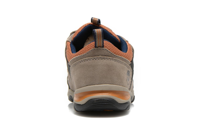 Sneakers Timberland EK Trail Force WP H&L Ox Grijs rechts