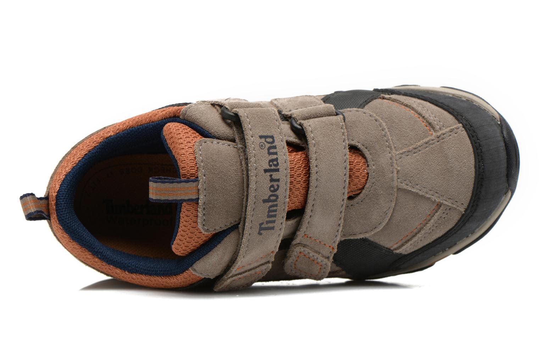 Sneakers Timberland EK Trail Force WP H&L Ox Grijs links