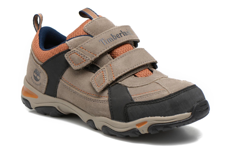 Sneakers Timberland EK Trail Force WP H&L Ox Grijs detail