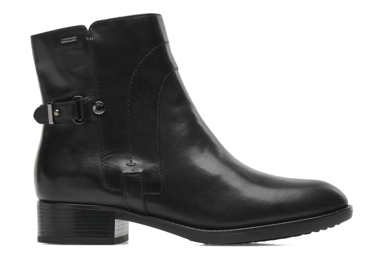 Stiefeletten & Boots Geox D FELICITY ABX D44X9A schwarz ansicht von hinten