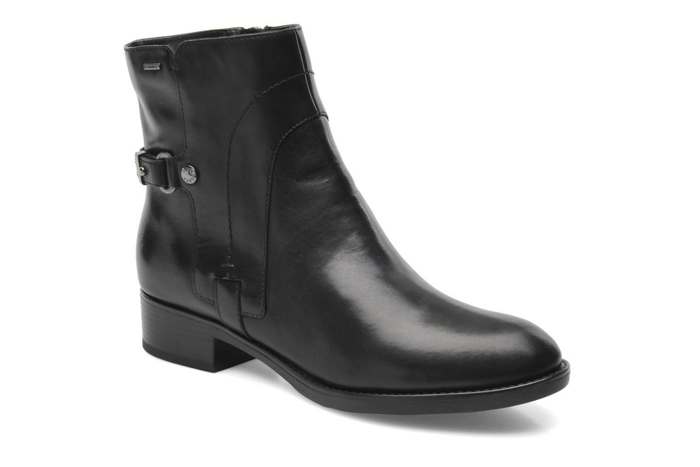 Stiefeletten & Boots Geox D FELICITY ABX D44X9A schwarz detaillierte ansicht/modell