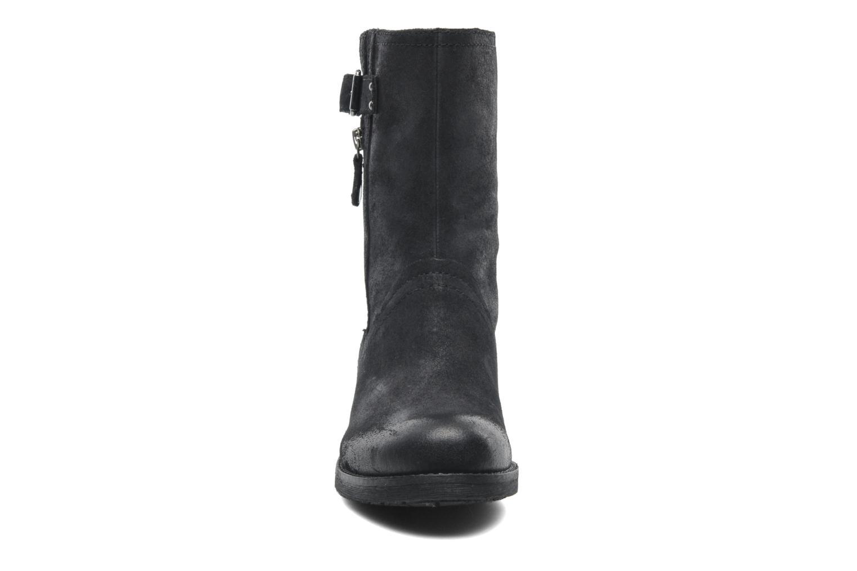 Boots en enkellaarsjes Geox D NEWVIRNA C D4451C Zwart model