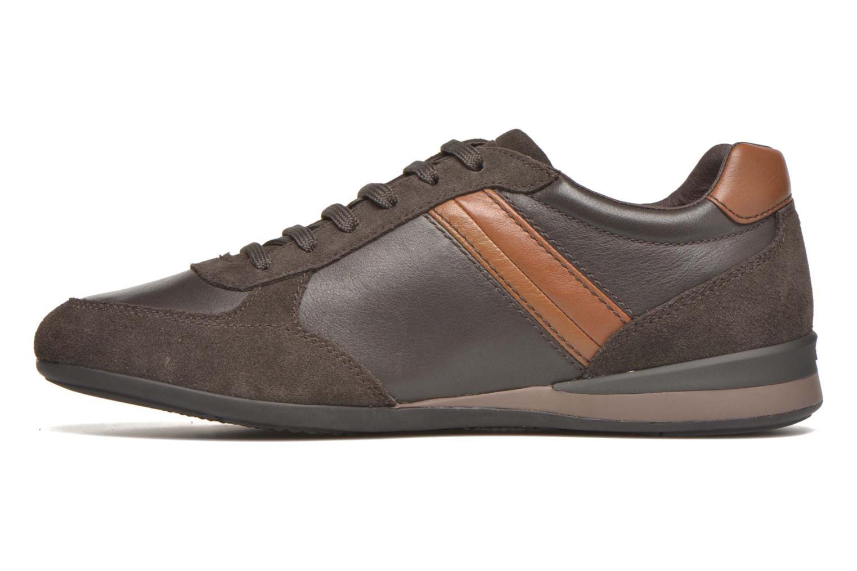 Sneaker Geox U XENON B U44Z6B braun ansicht von vorne