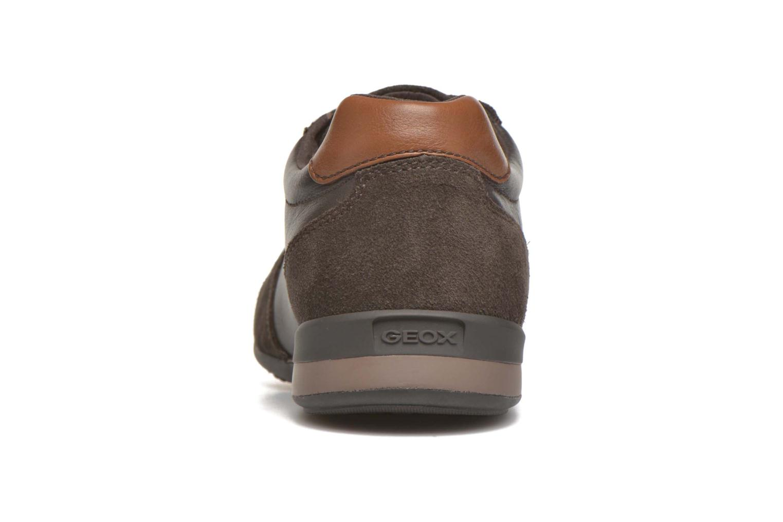 Sneakers Geox U XENON B U44Z6B Bruin rechts