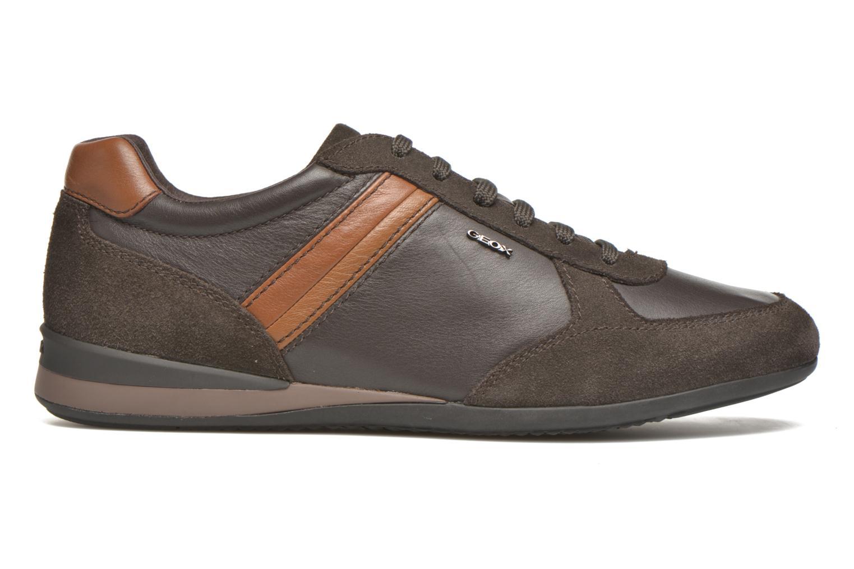 Sneakers Geox U XENON B U44Z6B Bruin achterkant