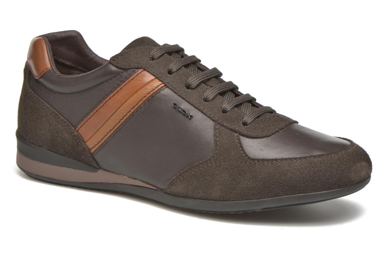 Sneaker Geox U XENON B U44Z6B braun detaillierte ansicht/modell