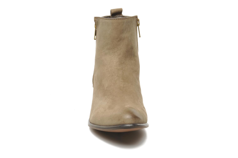 Boots en enkellaarsjes Steve Madden NEOVISTA Beige model