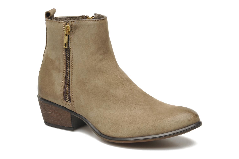 Boots en enkellaarsjes Steve Madden NEOVISTA Beige detail