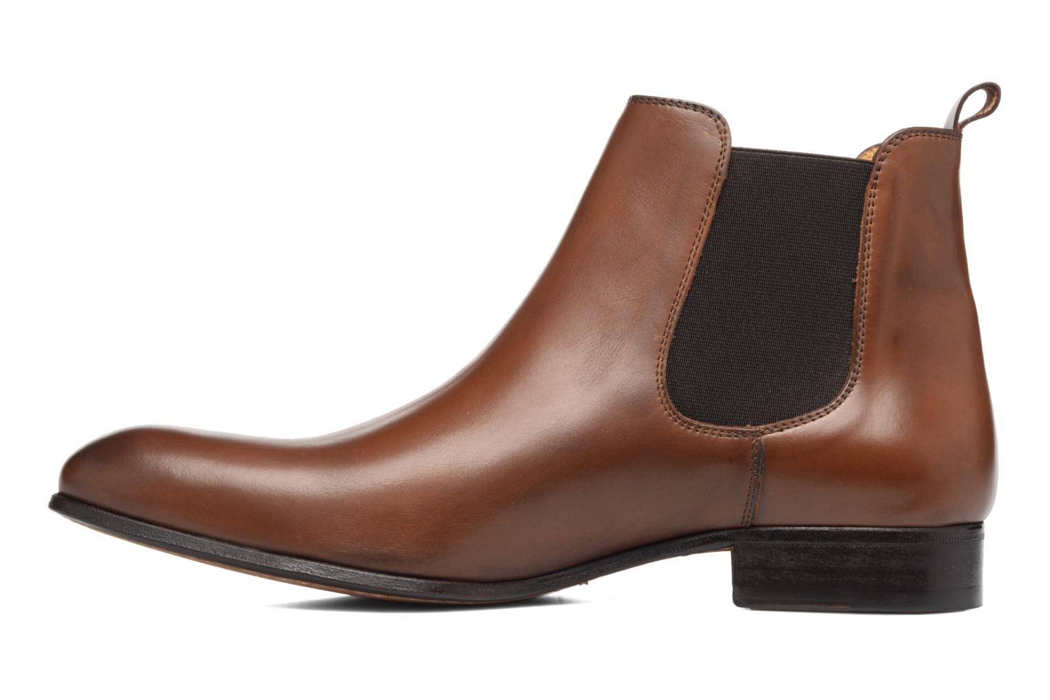 Ankle boots Brett & Sons Bret Brown front view