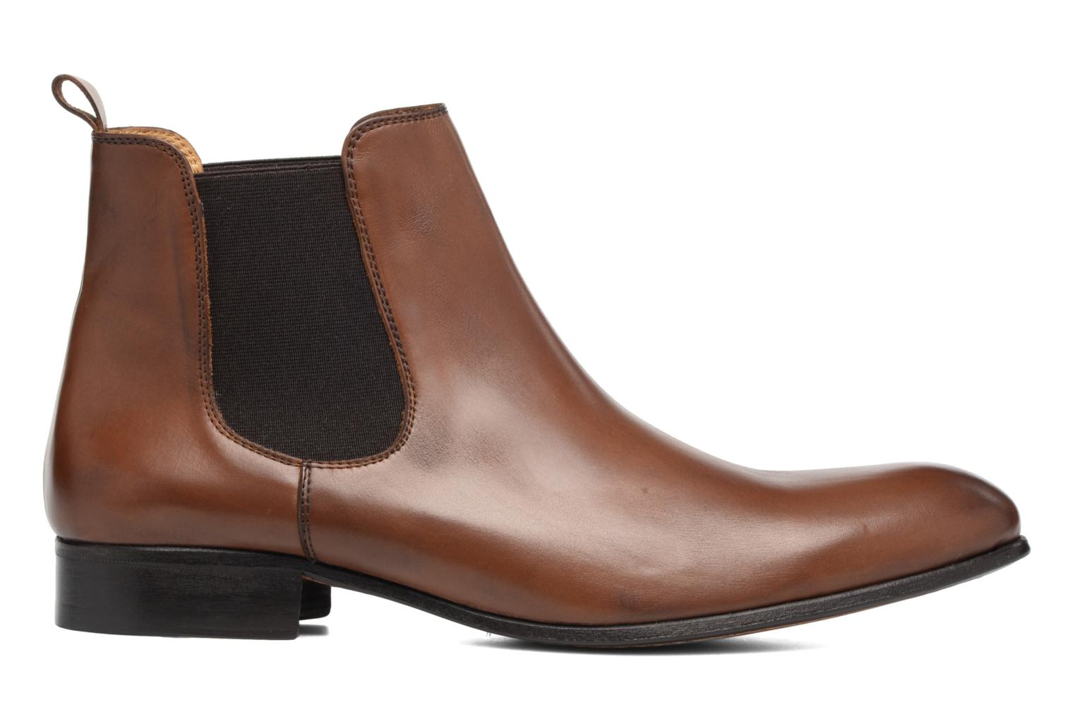 Ankle boots Brett & Sons Bret Brown back view